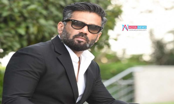 Suniel Shetty to star in Manchu Vishnu's Hollywood film
