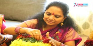 Bathukamma celebrations is missing the spark 'Kalvakuntla Kavitha'
