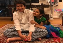 Bhai Dooj Celebration at Mahesh Babu home, Namrata Shirodkar posts pictures