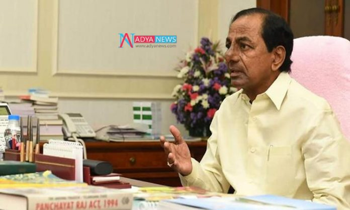 Chief Minister K Chandrasekhar Rao ensures 100 percent operational services in the next three days, refuses to terms of TSRTC Union