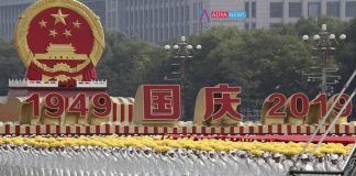 China celebrates 70th anniversary, showcases military growth and country's technology