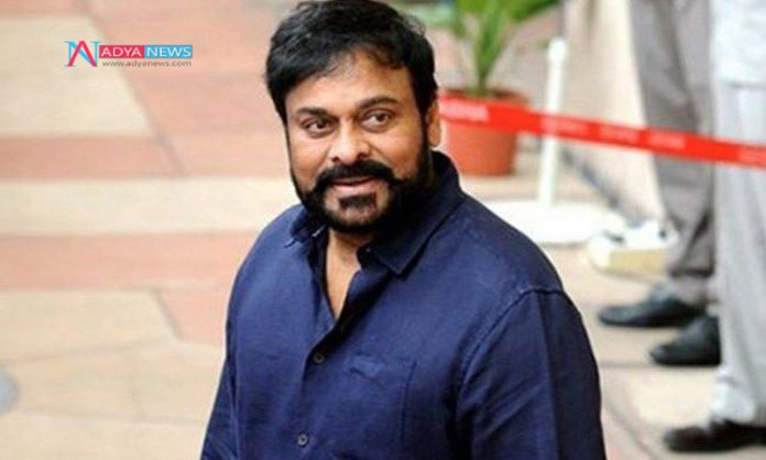 Chiranjeevi is all set to work with Director Sukumar for his latest project