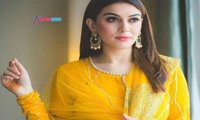 Hansika Motwani to pair up with Former Cricketer Sreesanth for a horror comedy