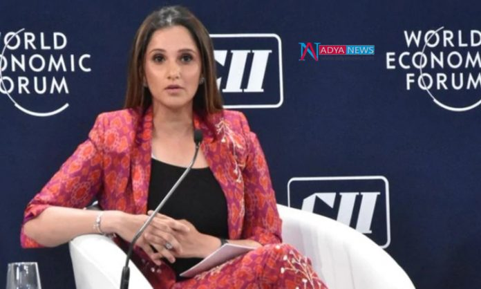 Hyderabadi Tennis player Sania Mirza is all about comeback