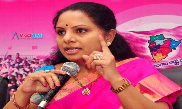 Is Former MP Kavitha Political Career soon to kickstart again ?