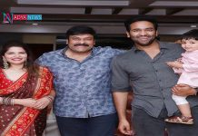 Manchu Vishnu Diwali Celebrations with Mega Family, Prabhas and many others