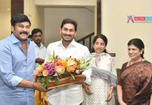 Megastar Chiranjeevi meets Chief Minister of Andhra Pradesh YS Jagan Mohan Reddy, what did they discuss ?