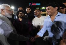 PM Modi invited only Dil Raju from South Film Industry to #ChangeWithin