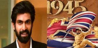 """Rana Daggubati is furious on """"1945 Movie"""" Producer as the first look of the movie is released"""