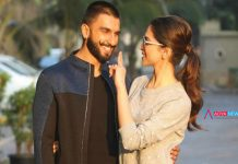 Ranveer Singh gets in trouble with Deepika Padukone