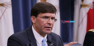U.S Defense Secretary Mark Esper, Al Baghdadi's death will be a warning to the terrorists