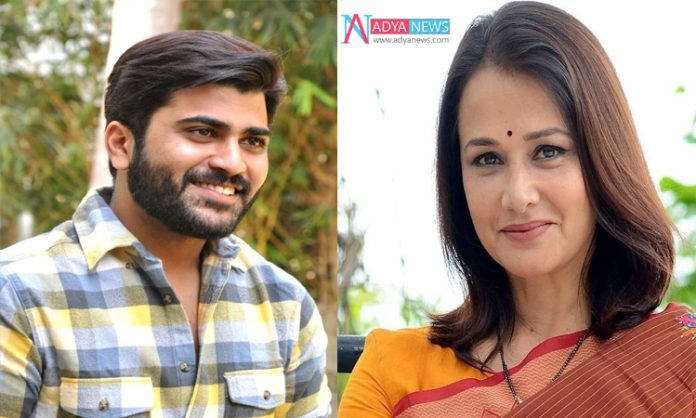 Amala to play a role in Sharwanand upcoming movie, Directed by well known Short film maker