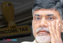 Shocking! IT notices for Chandrababu soon?