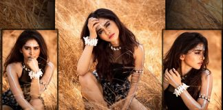 Nabha Natesh's Crazy Tribal Photoshoot gleams Glamour