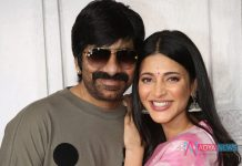 Ravi Teja, Shruti Haasan's Krack Launched Grandly