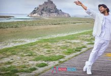Samajavaragamana being shot in picturesque locales in Paris