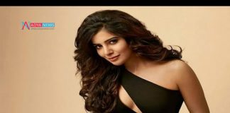"Samantha : ""A role that has challenged me to be better than I was yesterday"" wraps up her new movie"