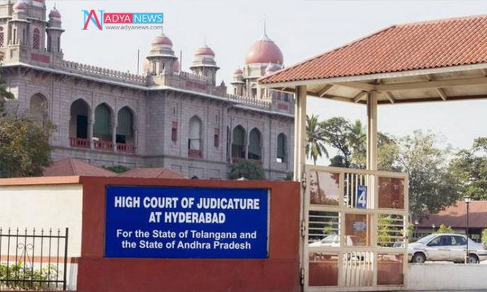 Telangana High Court on Telangana Municipal polls