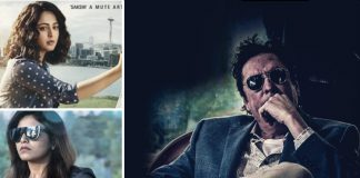 Unveiling the look of Michael Madsen in Nishabdam