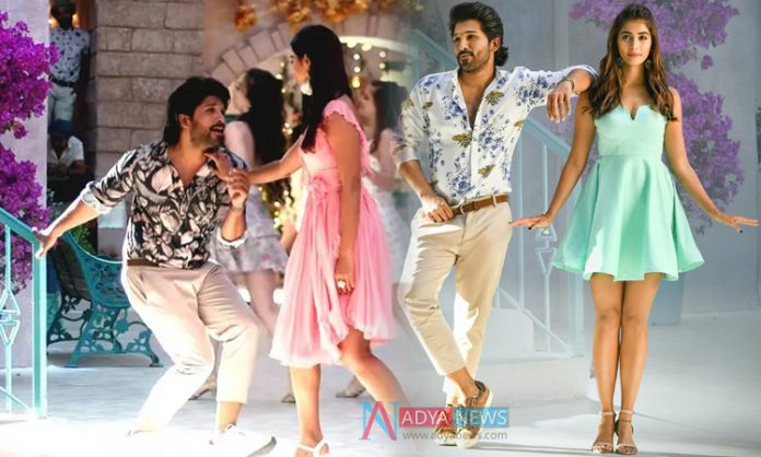 Stylish star Allu Arjun dance moments have craze over pan india