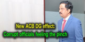 New ACB DG effect: Corrupt officials feeling the pinch