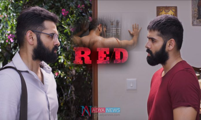 Ram Pothineni's Red Movie Teaser Review