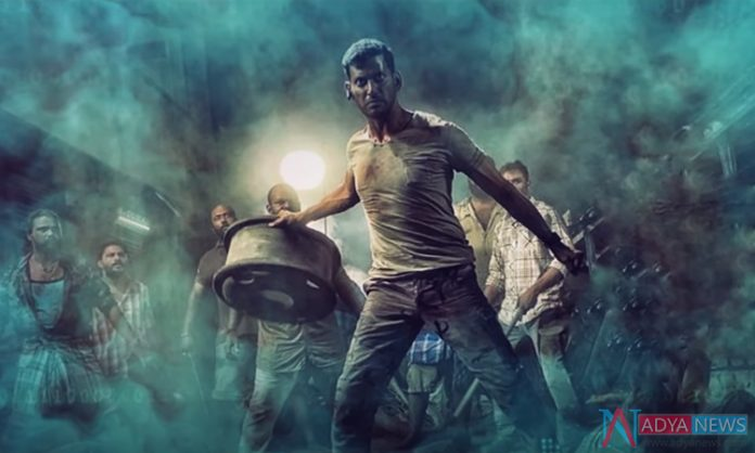 Impressive OST Of Action Hero Vishal's 'Chakra' Trailer Is Out