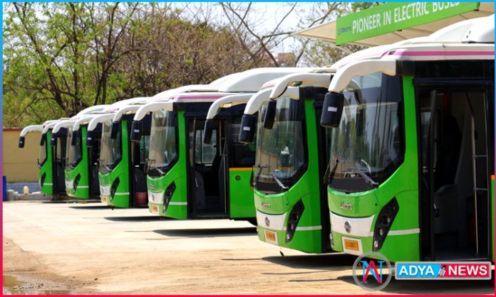 Olectra-Evey Trans wins 150 EV bus order from PMPL