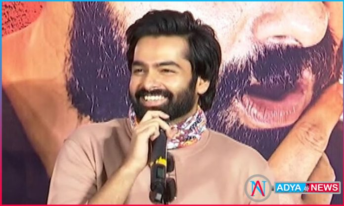 Ram Pothineni about RED Movie in Trailer Launch