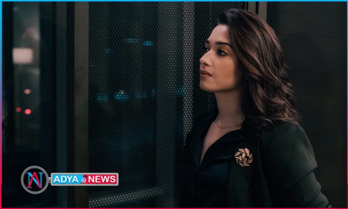 aha announces the release date of Tamannaah's 11th Hour